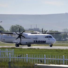 CRIN ANTONESCU - VIZITA - AEROPORT - CLUJ NAPOCA