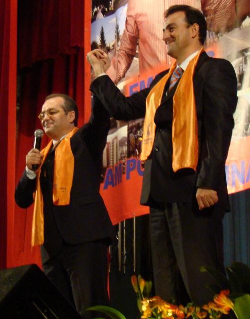 Sorin Apostu este noul primar ales al municipiului Cluj-Napoca