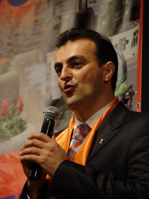 Sorin Apostu candidează pentru funcţia de primar din partea PD-L