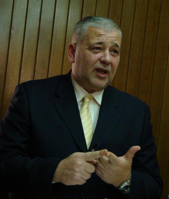 Marius Nicoară, candidatul PNL la funcţia de primar al Clujului