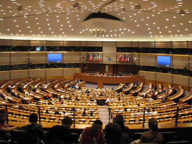 Studenţii vor simula activitatea Parlamentului European, pentru a-i înţelege mecanismele