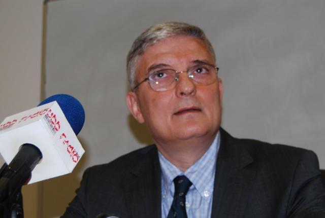 Daniel Dăianu a vorbit studenţilor despre criza financiară