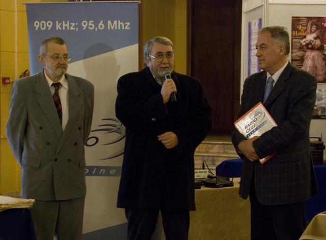 Radio Cluj şi-a sărbătorit aniversarea şi cu o lansare de carte