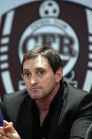 Portughezul Antonio Conceicao este al patrulea antrenor al CFR din acest sezon