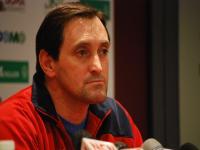 Noul antrenor al CFR-ului, Antonio Conceicao, este optimist în vederea meciului de mâine