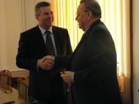 """Universitatea ,,Babeş-Bolyai"""" a semnat astăzi un acord de colaborare cu Administraţia Naţională a Penitenciarelor."""