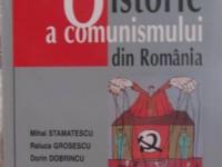 """""""O istorie a Comunismului în România.Manual pentru liceu"""" a fost prezentat ieri de către Institutul de Investigare a Crimelor Comunismului în România."""