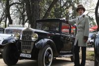 """Expoziţia ,,Primăvara Clujului de altădată"""" a adunat 15 maşini din ani 1928-1948, maşini rare şi restaurate stil retro din ani 60"""