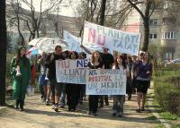 Tinerii clujeni îşi doresc un oraş mai verde
