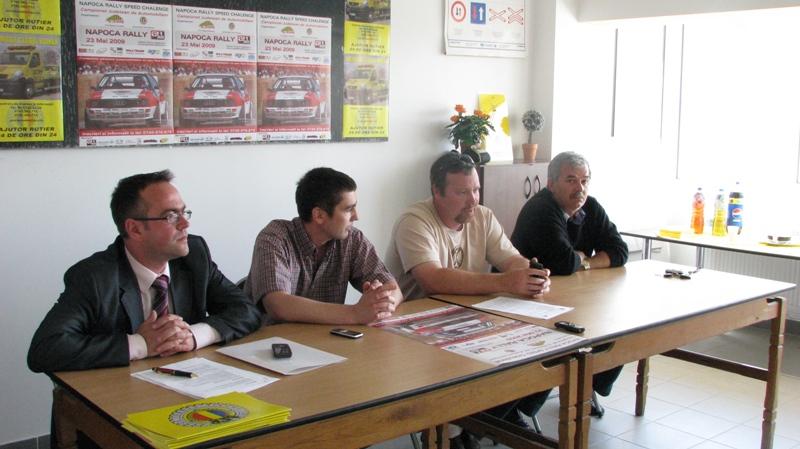 Cezar Dumitrache (foto st.), directorul ACR, a dezvăluit detalii despre evenimentul care va avea loc pe data de 23 mai