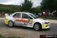 Echipajul Bogdan Marisca - Sebastian Itu câștigă cea de-a patra etapă a CNR Raliul Clujului Mobil 1