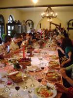 Participanţii la Swim au luat parte la o cină festivă, dedicată încheierii seminarului
