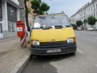 Aceasta autoutilitara se afla pe pe strada Dorobantilor nr.37