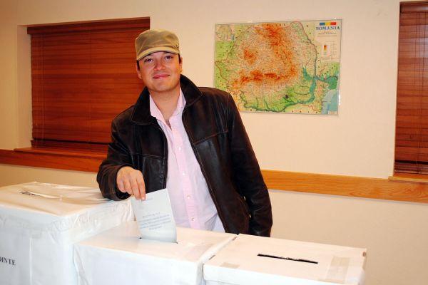 Ultimul votant la San Francisco