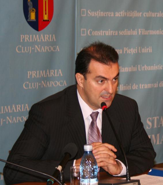 Clujul îşi recunoaşte tinerele valori