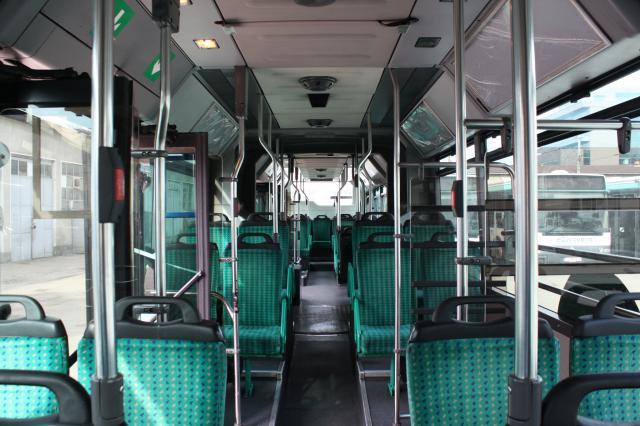 interior autobuz