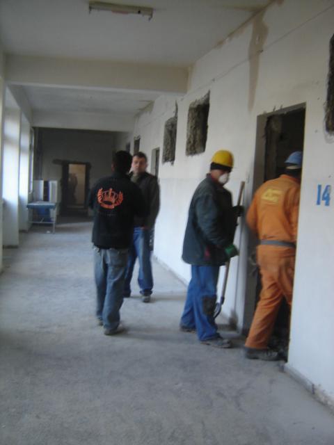 Modernizarea ambulatoriului corp F – Hidroterapie a Spitalului Clinic de Recuperare Cluj-Napoca