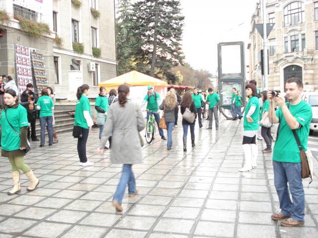 Festivalul Green StudCard la Cluj-Napoca