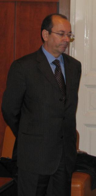 ambasadorul Italiei în România, Mario Cospito
