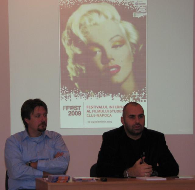 Festivalul Internaţional de Film Sudentesc FFeST