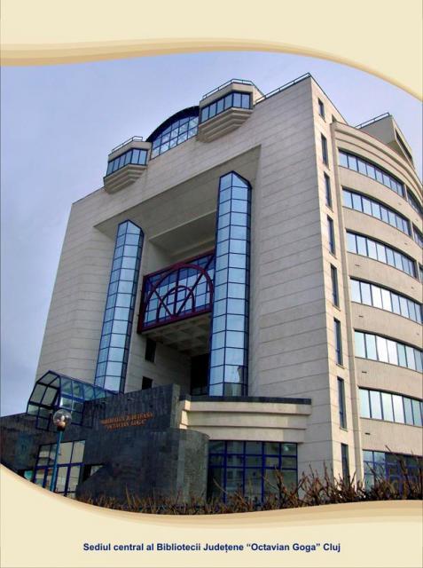"""Biblioteca Judeţeană """"Octavian Goga"""""""