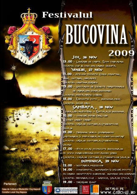 FESTIVALUL BUCOVINA