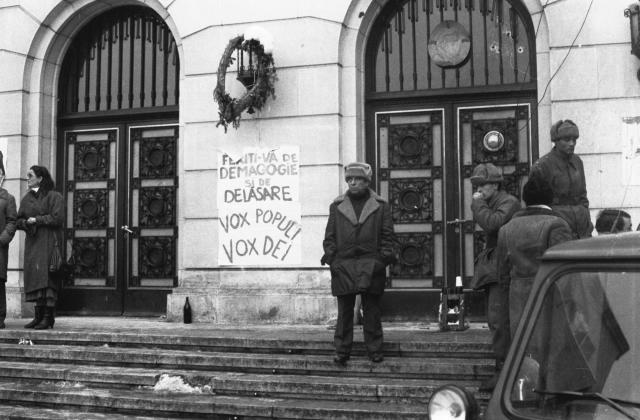 "Expozitia de fotografie ""Solidari cu România"""