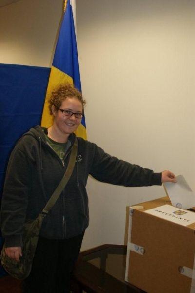 Ultimul cetățean care și-a exercitat dreptul de vot
