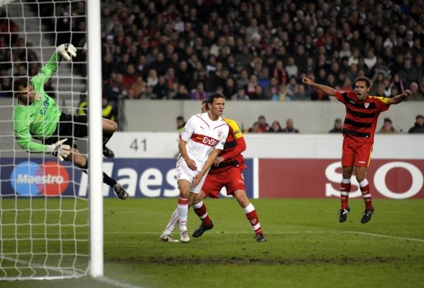 VfB Stuttgart - Urziceni 3-1
