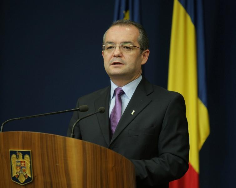 Emil Boc a fost desemnat premier