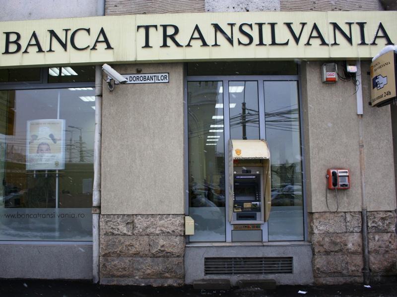 Bank of Cyprus acționar la Banca Transilvania