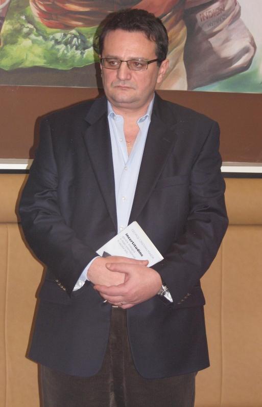 Directorul Serviciului Român de Informaţii, George Cristian Maior