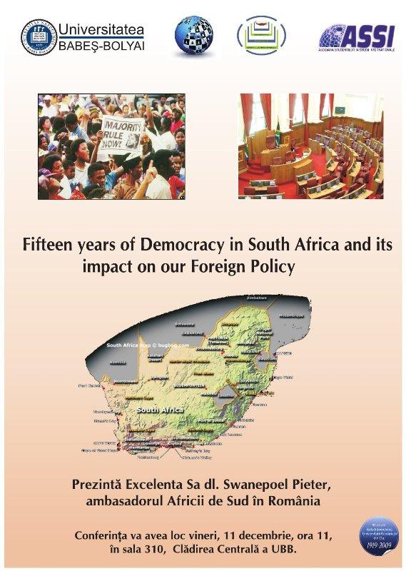 Ambasadorul Africii de Sud