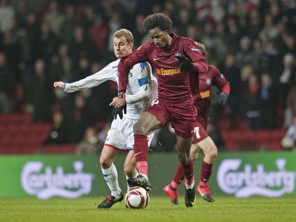 CFR Cluj- FC Copenhaga