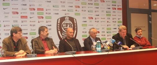 CFR 1907 Cluj face bilanţul la sfârşit de an