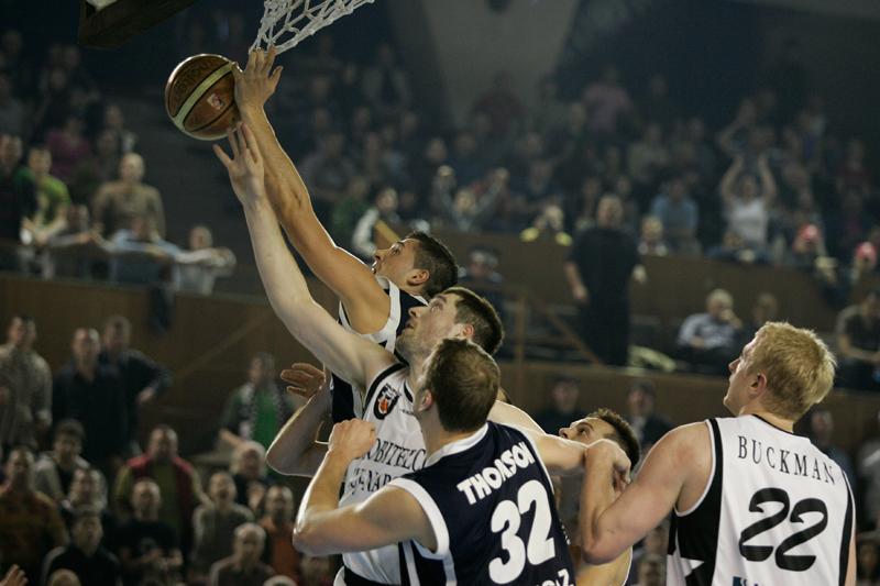 """Echipa de baschet masculin """"U"""" Mobitelco va întâlni astăzi în incinta Sălii Sporturilor """"Horia Demian""""  formaţia ungurilor de la Albacomp Szekesfehervar"""