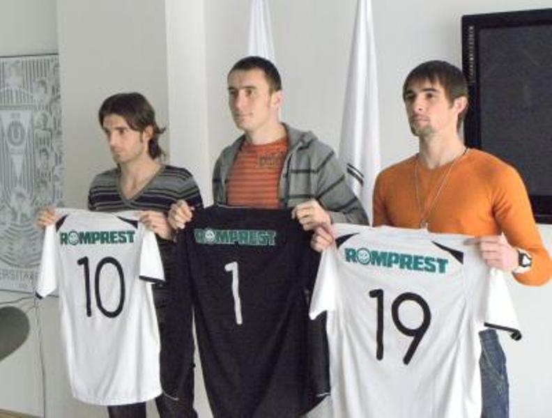 Trei noi achiziţii pentru U Cluj