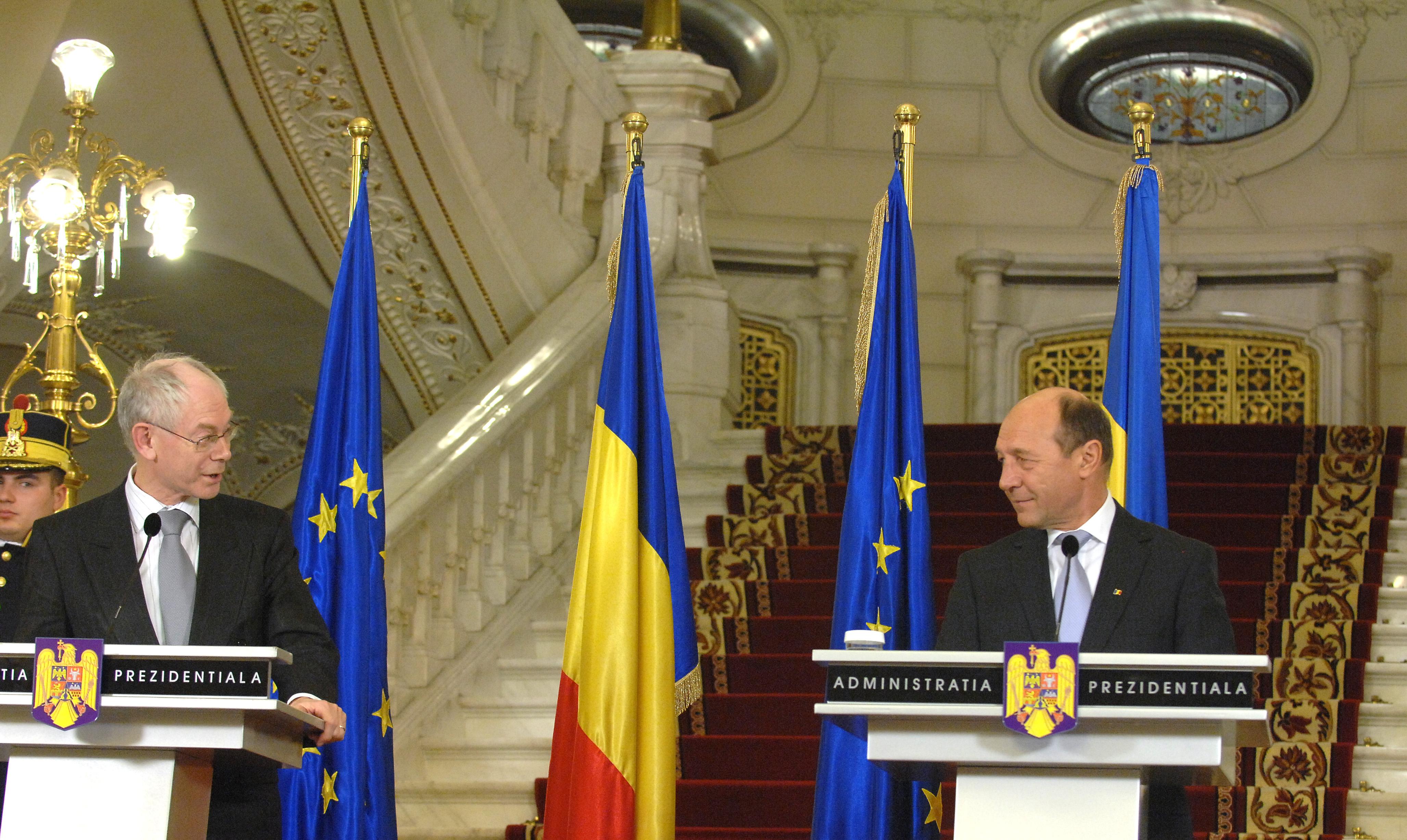 Vizită Herman van Rompuy