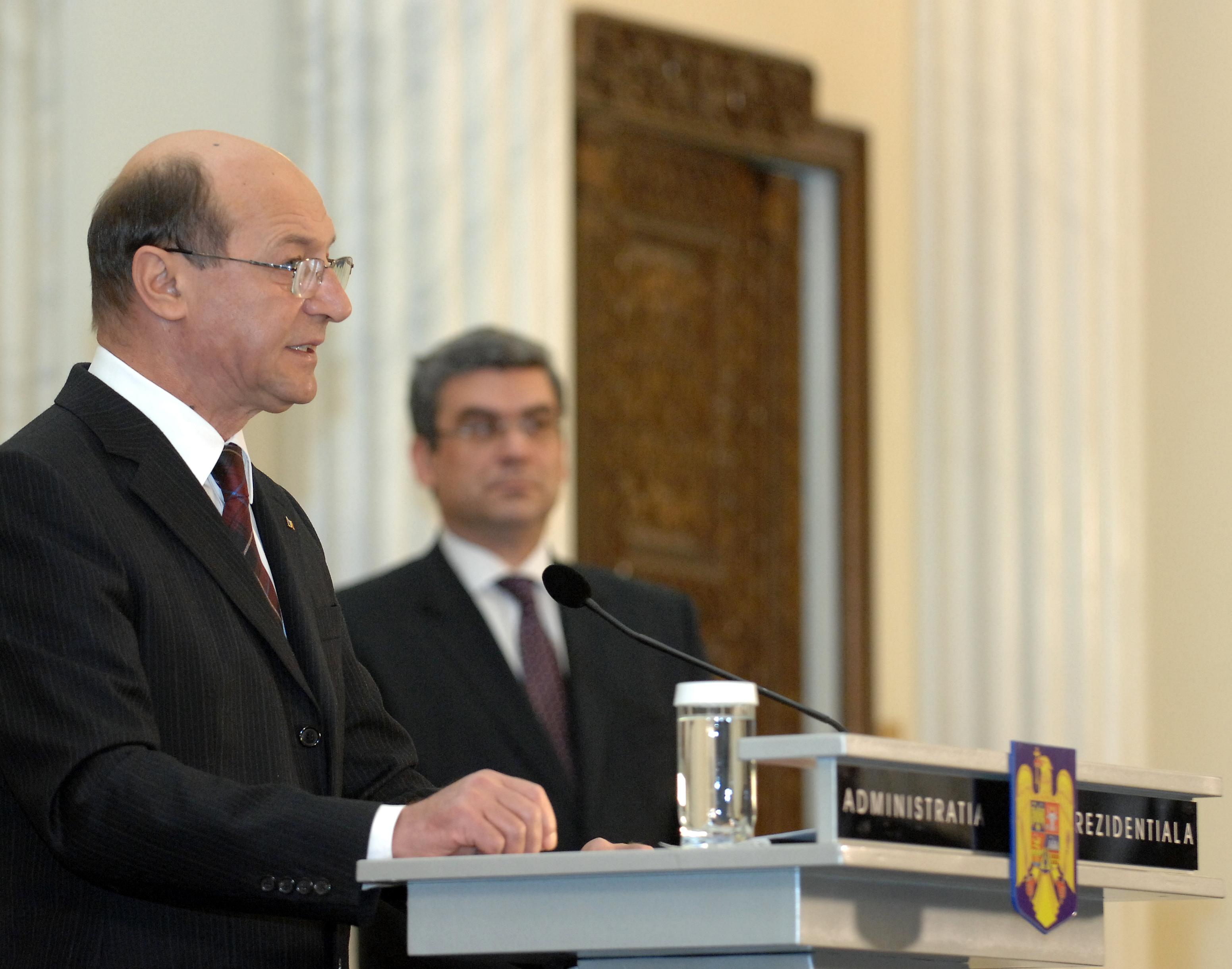 Reuninunea de început de an cu Şefii Misiunilor Diplomatice acreditaţi la Bucureşti
