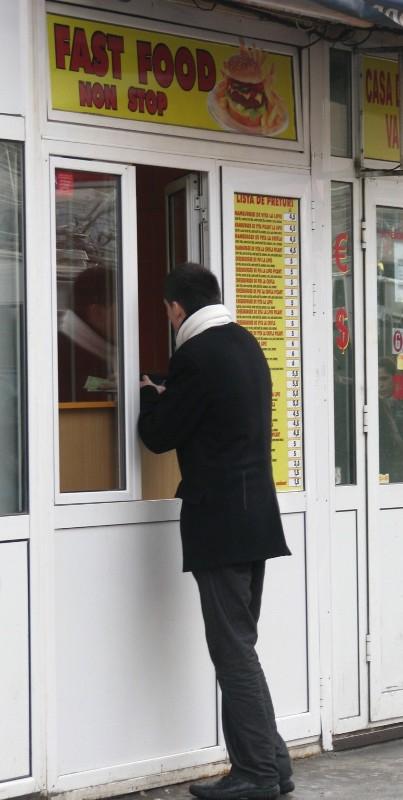 Taxa fast-food