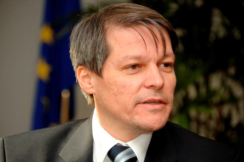 Dacian Cioloș audiat în în Parlamentul European