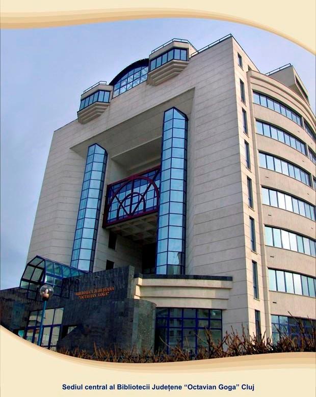 """Biblioteca Judeţeană """"Octavian Goga"""" Cluj a deschis astăzi Sala de lectură de literatură a bibliotecii."""