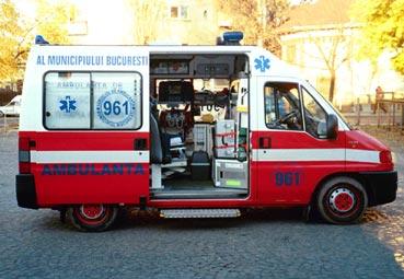 Transportul interspitalicesc al pacienţilor a fost reglementat de Ministerul Sănătăţii