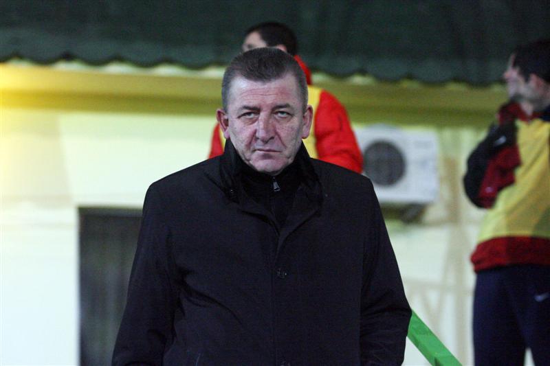 Alexandru Matei, directorul sportiv al CFR Cluj