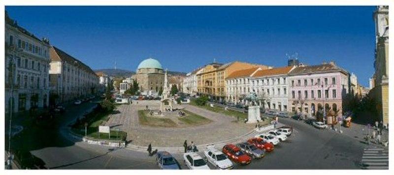Pécs capitală europeană 2010