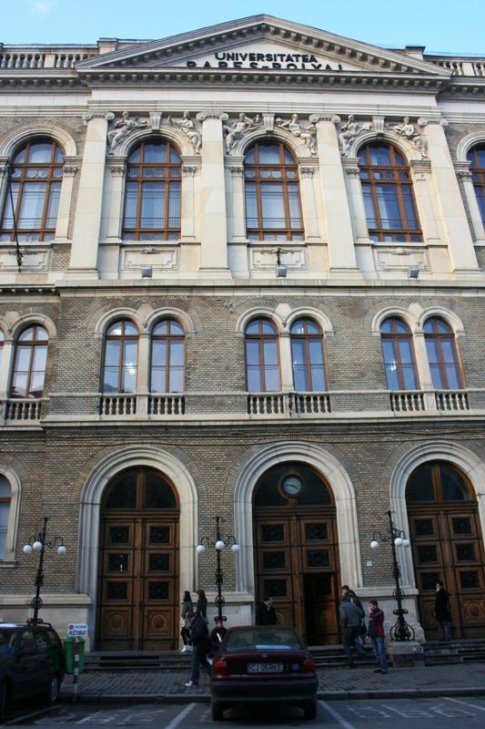 Internaționalizarea studiilor la Babeș-Bolyai