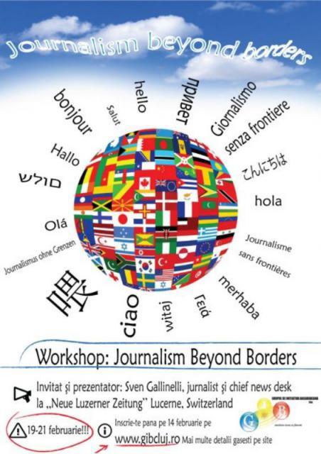 Trenduri jurnalistice elveţiene aduse la Cluj