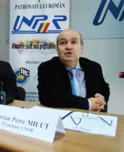 Marian Petre Milut preşedintele UNPR