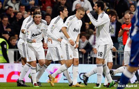 Real Madrid învinsă în Franţa