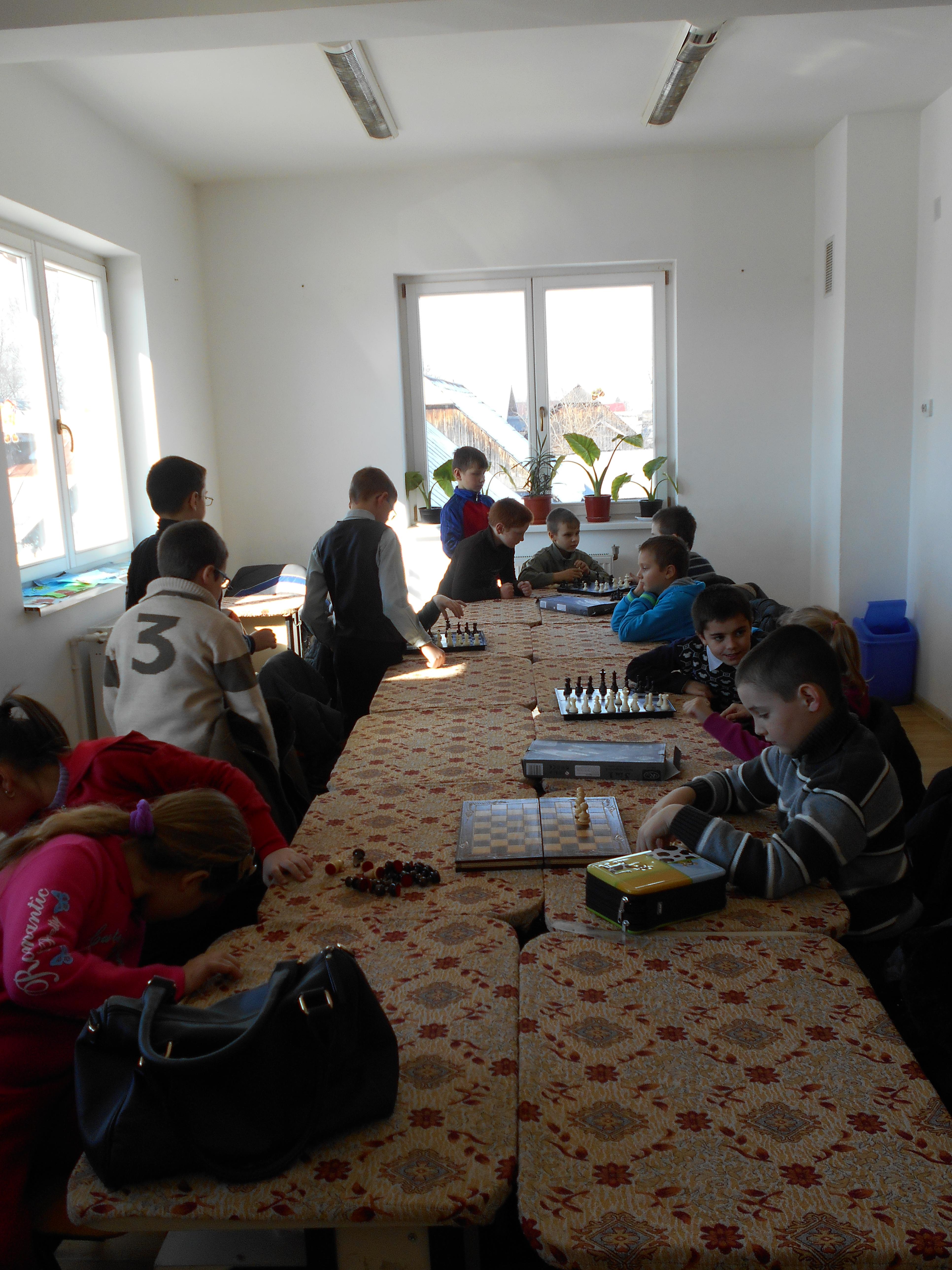 Activități în cadrul programului After School din Băișești